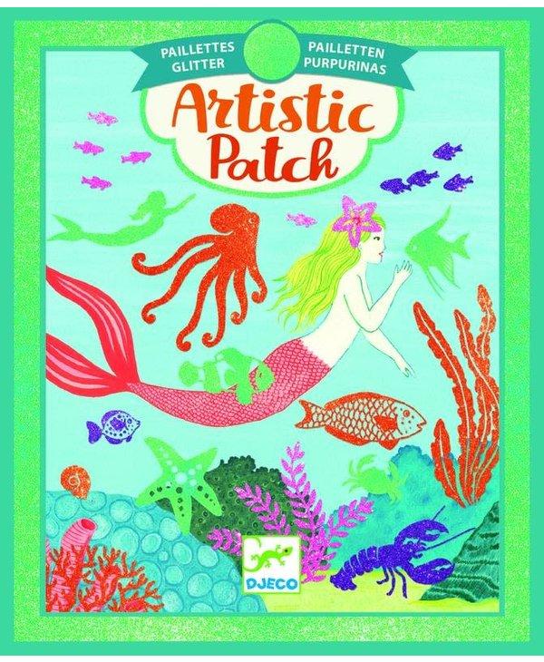 Artistic Patch - Océane