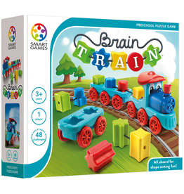 Smart Games Brain Train (Multilingue)