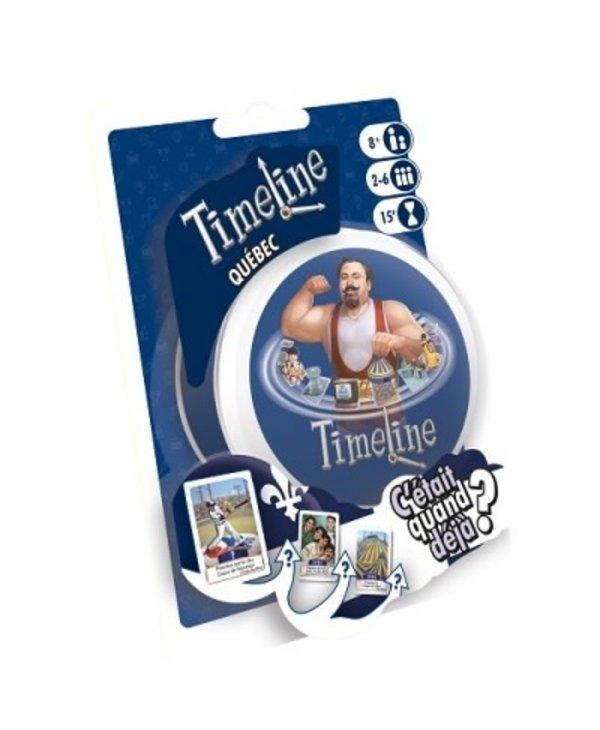 Timeline - Québec