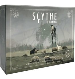 Matagot Scythe - Nouvelles rencontres (Extension)
