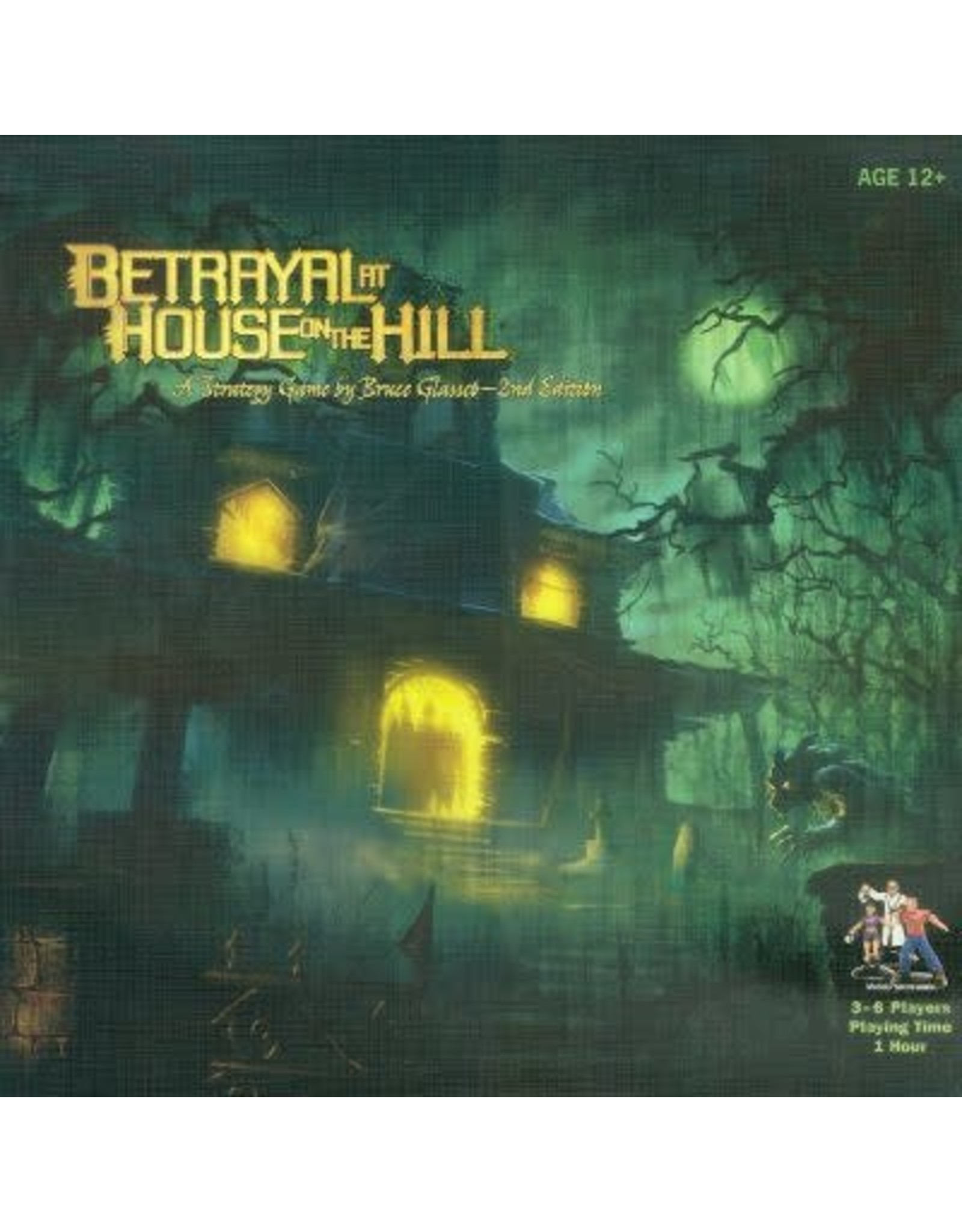 Betrayal at House on the Hill (Français)