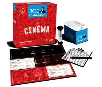 Joe Connaissant - Quiz Cinéma
