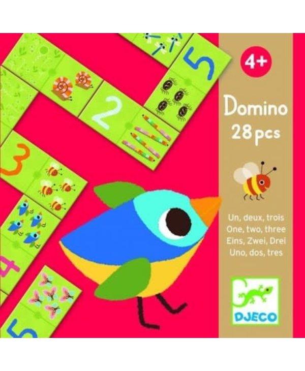 Dominos 1,2,3...