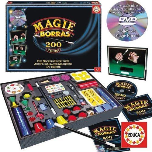 Magie - Borras 200 Tours