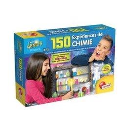 Lisciani 150 Expériences de Chimie