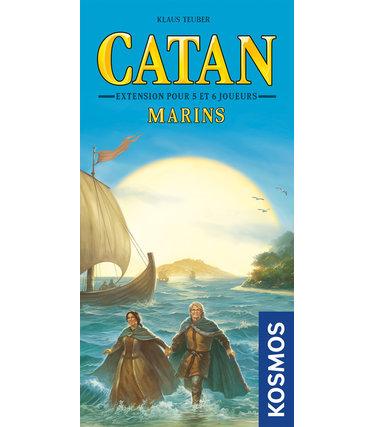 Catan - Extension Marins - 5-6 joueurs (Français)