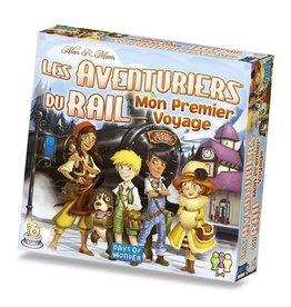 Days of Wonders Les aventuriers du rail - Mon premier voyage Europe