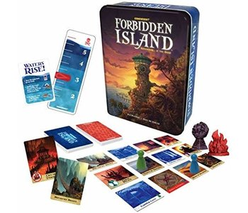 Forbidden Island (Anglais)