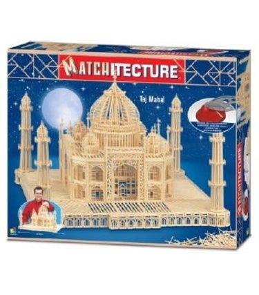 Matchitecture Taj Mahal