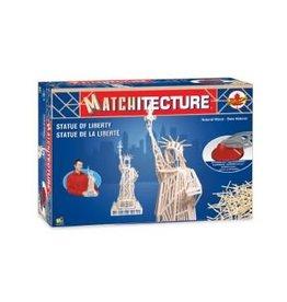 Matchitecture La Statue de la Liberté