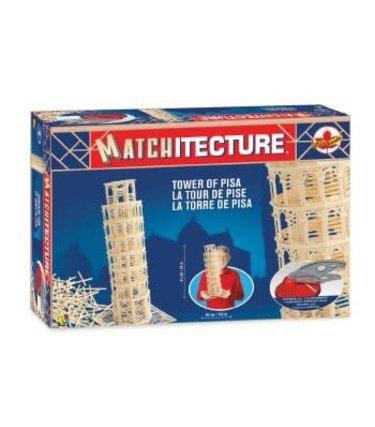 Matchitecture La tour de Pise