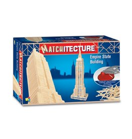 Matchitecture Empire State Building