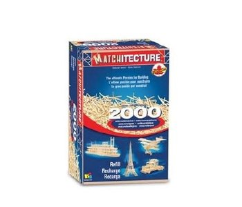 Recharge Matchitecture - 2000 micromadriers