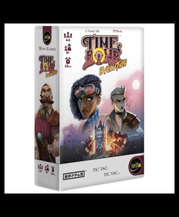 Time Bomb Evolution (Français)