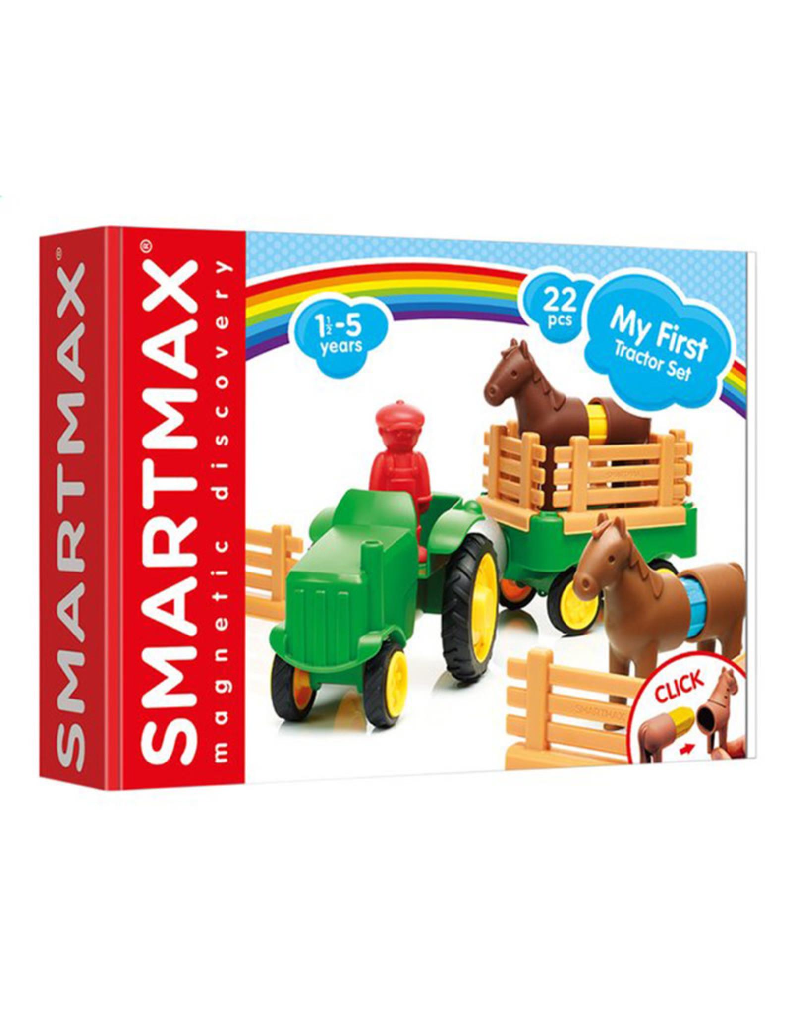SmartMax - Mon 1er tracteur