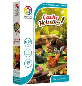 Smart Games Cache - Noisettes !