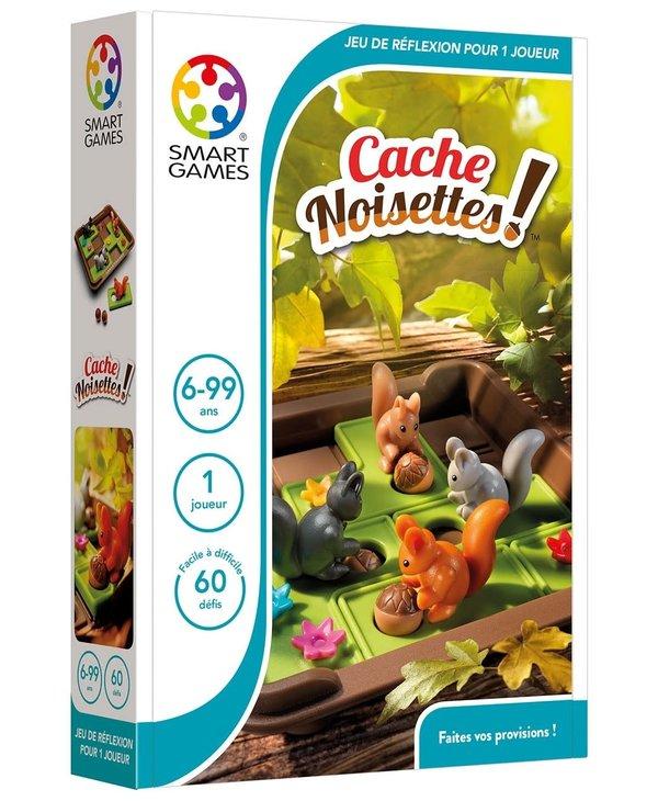 Cache - Noisettes !
