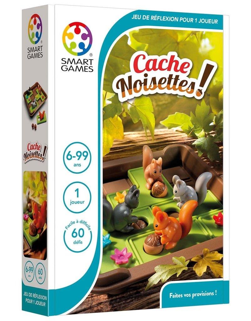 Smart Games Cache - Noisettes !