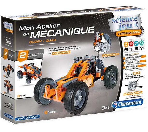 Atelier Mécanique - Buggy & Quad