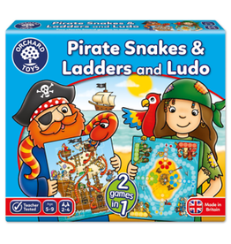 Orchard Toys Serpents et échelles Pirates