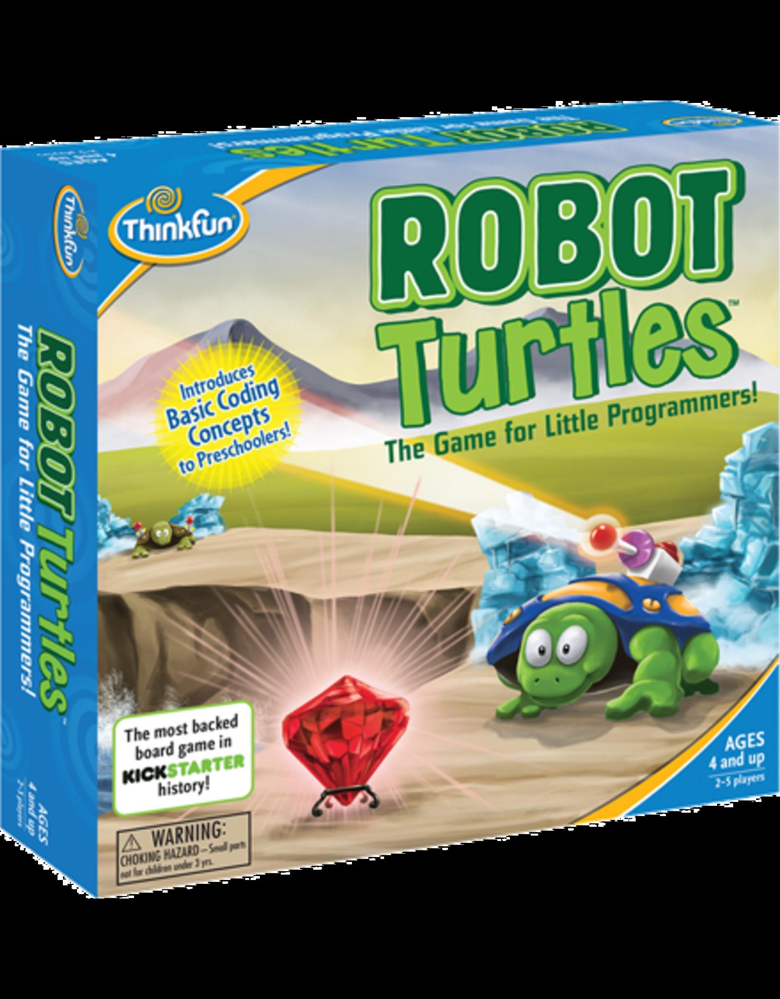 Robot Turtles (Anglais)