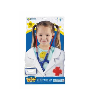 Learning Ressources Déguisement de docteur