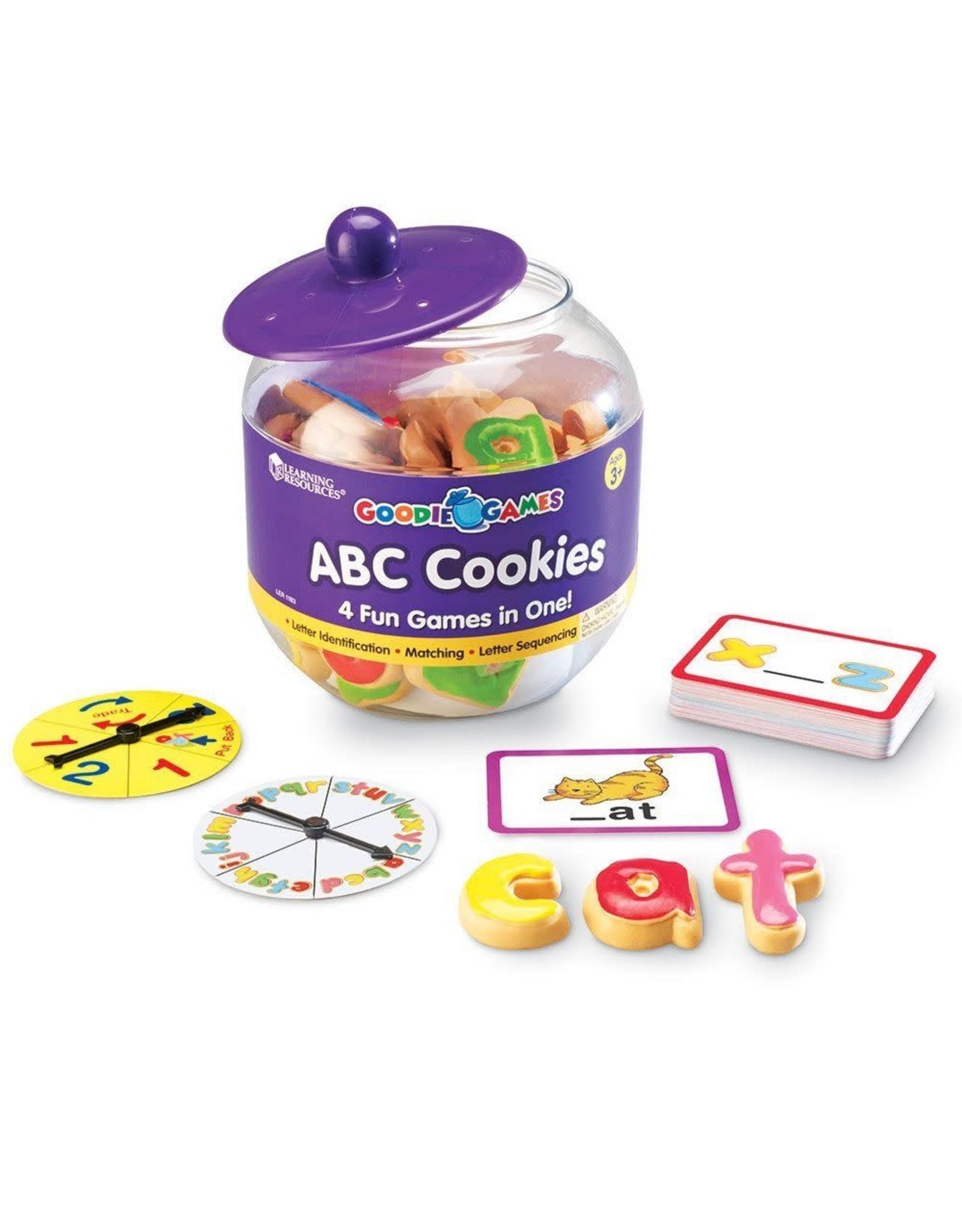 Learning Ressources ABC Cookies (Biscuits pour la reconnaissance des lettres)