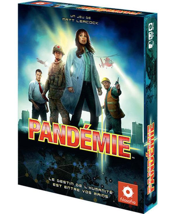 Pandémie (Français)
