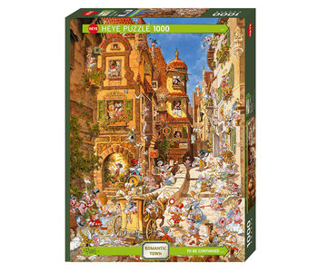 By Day - Romantic Town 1000mcx