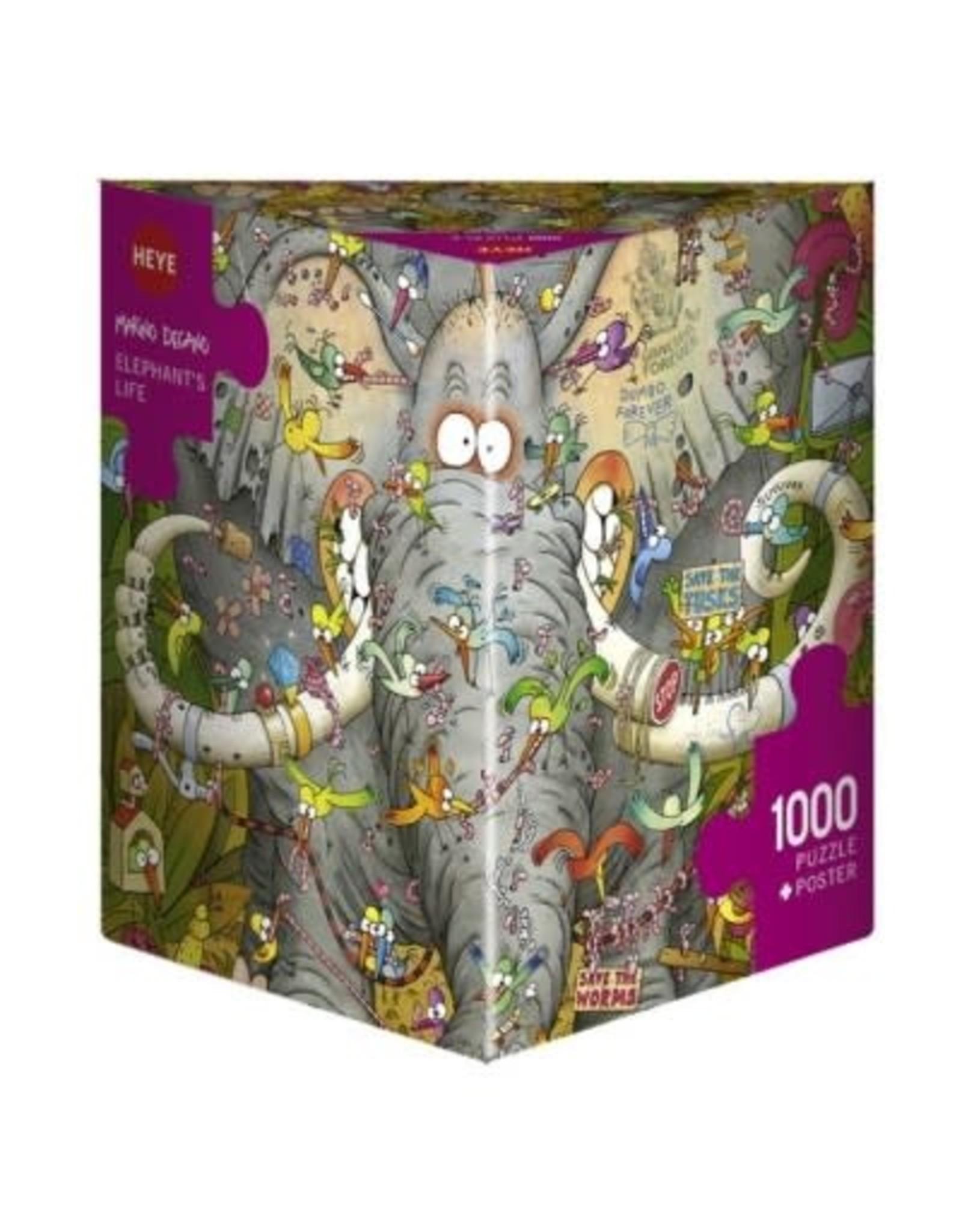 Elephant's Life, Degano 1000mcx