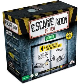Riviera Games Escape Room - Le jeu