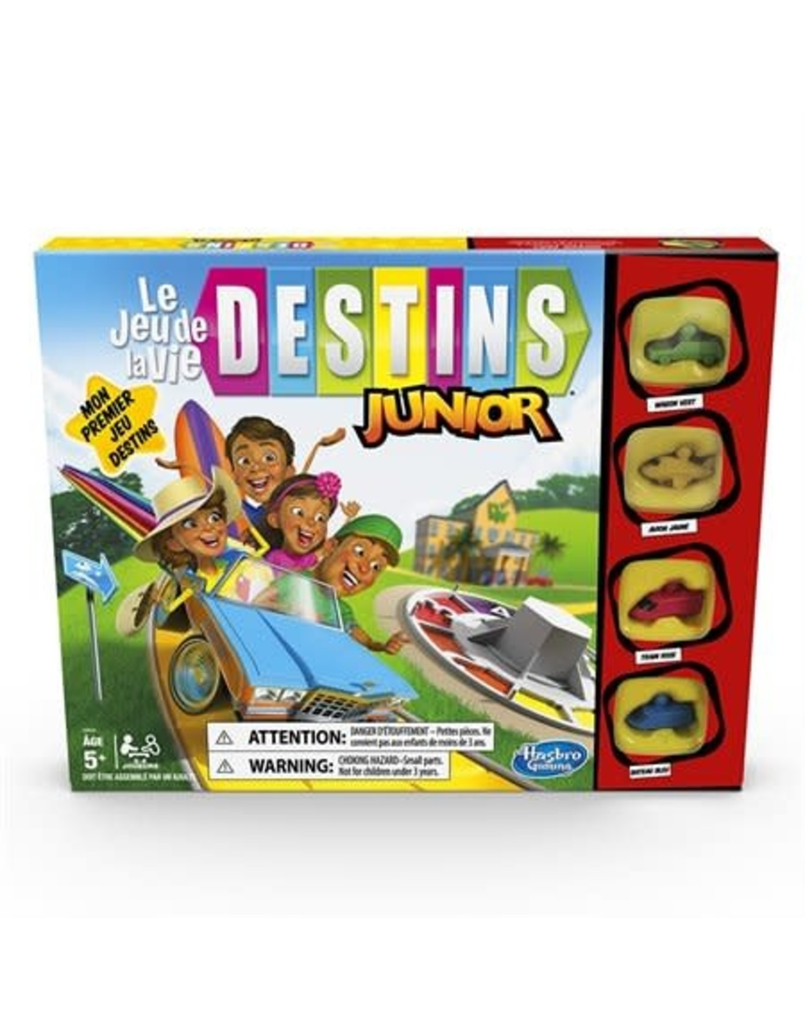 Hasbro Destins Junior