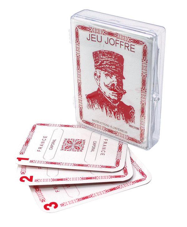 Jeu de cartes Joffre