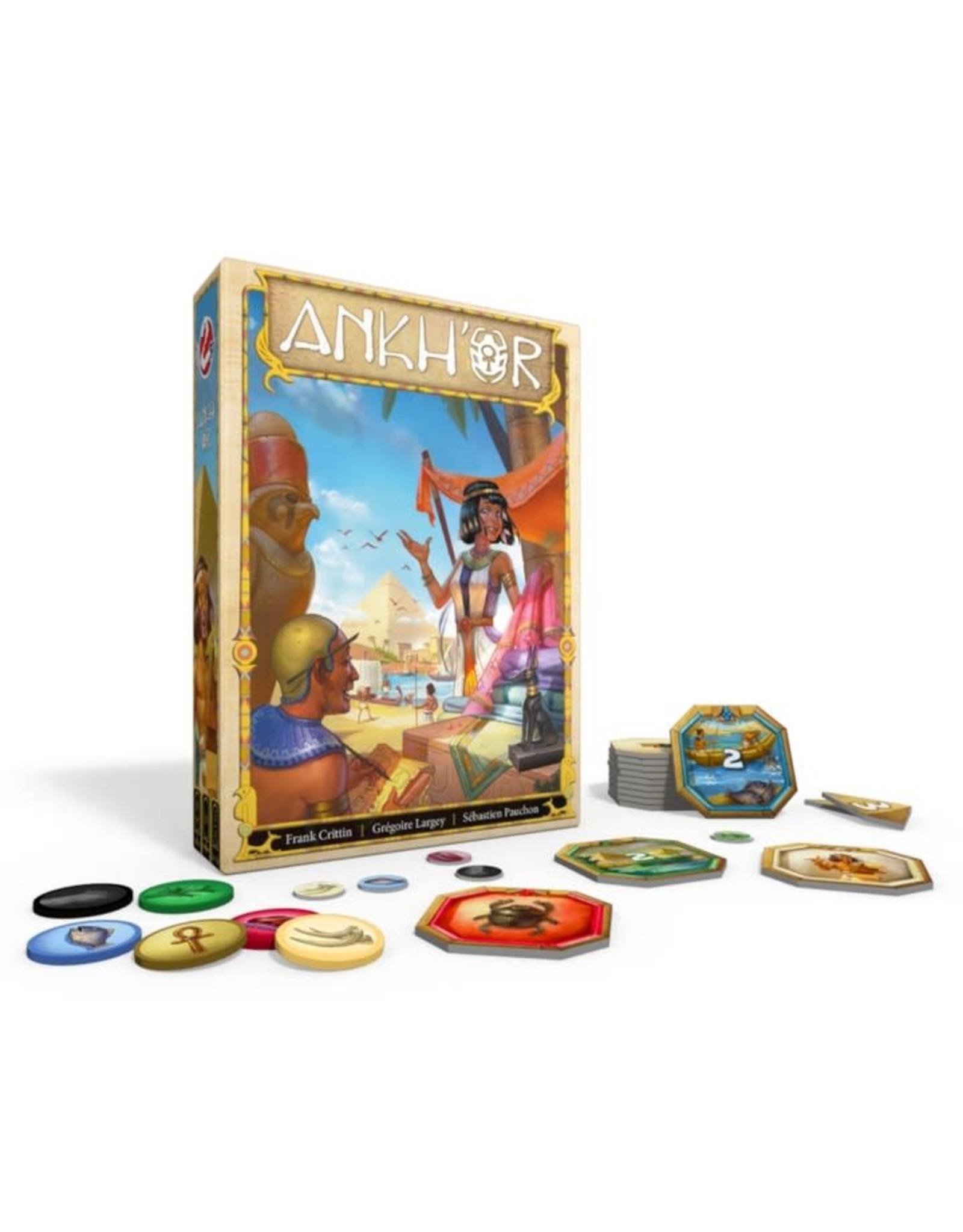 Ankh'or (Multilingue)