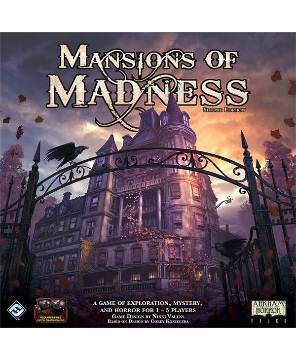 Mansion of Madness 2nd edition (Anglais)