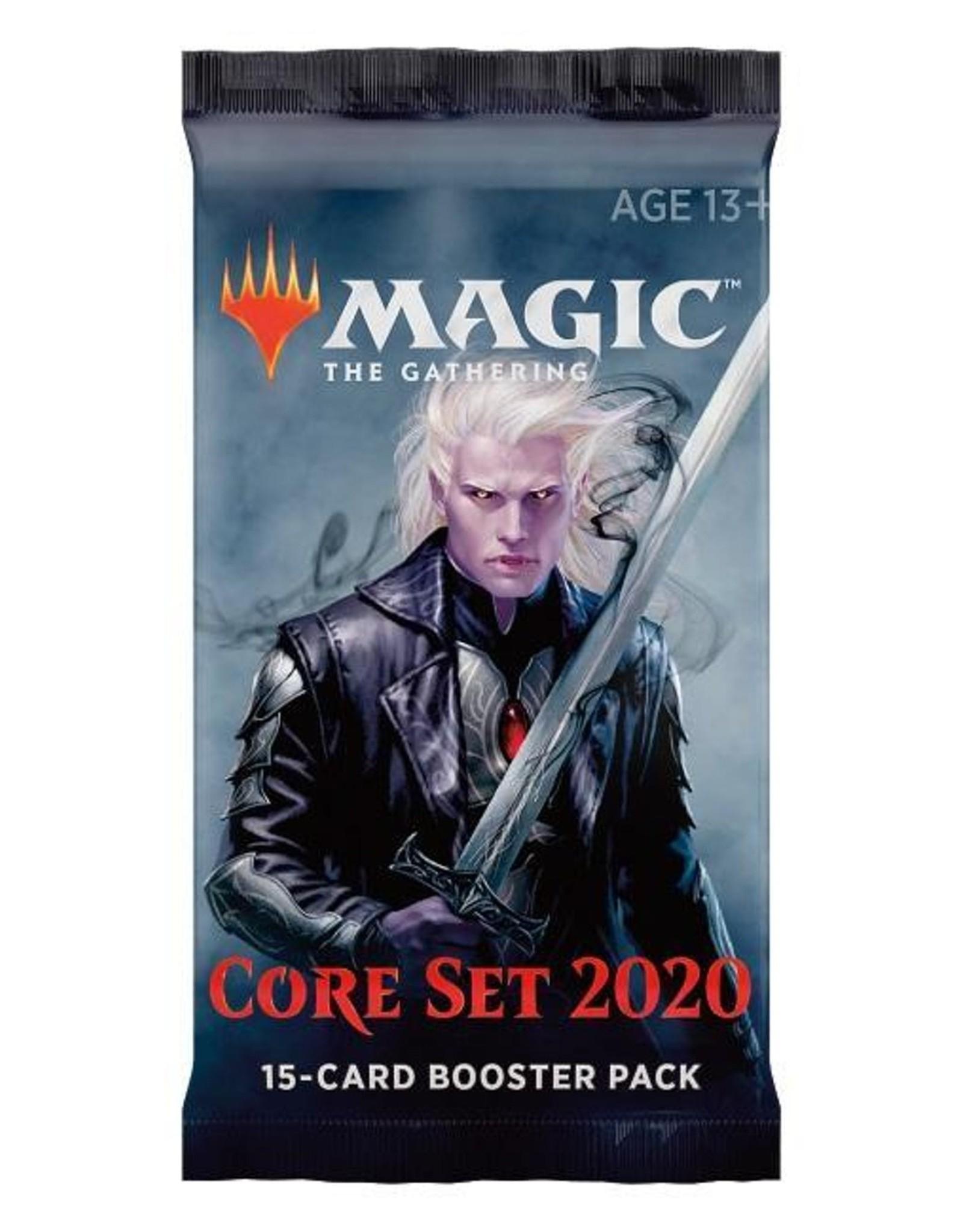 Core set 2020 Booster (Anglais)