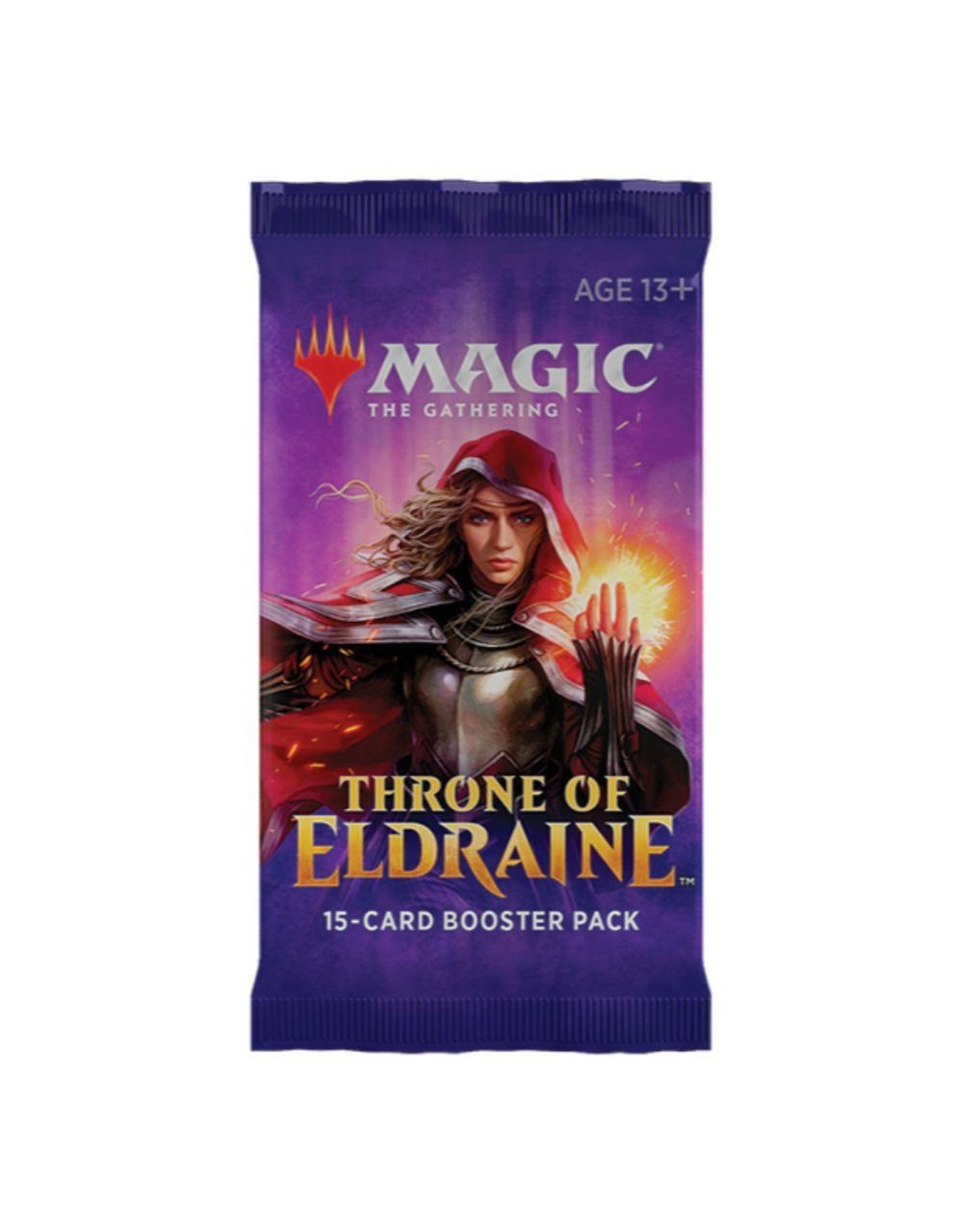 Throne of Eldraine Booster (Anglais)