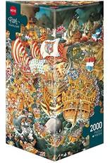 Trafalgar, Ryba 2000mcx