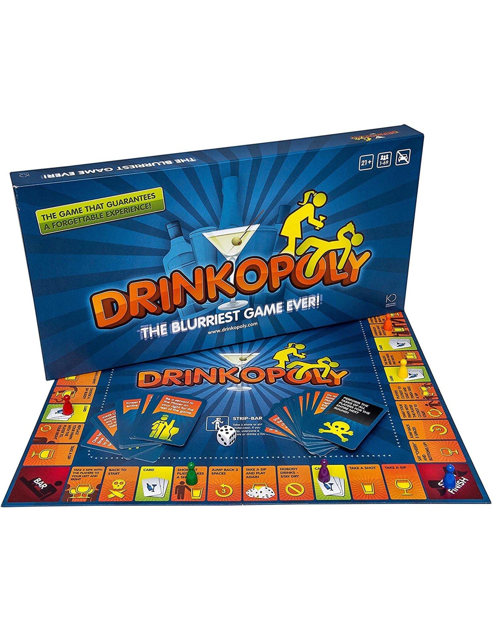 Drinkopoly (Anglais)