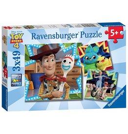 Ravensburger Tous ensembles 3x49mcx
