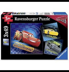 Ravensburger Les Bagnoles 3 - 3x49mcx