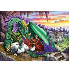 Ravensburger La reine des Dragons 200mcx