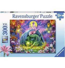 Ravensburger Forêt du dragon enchantée 300mcx XXL