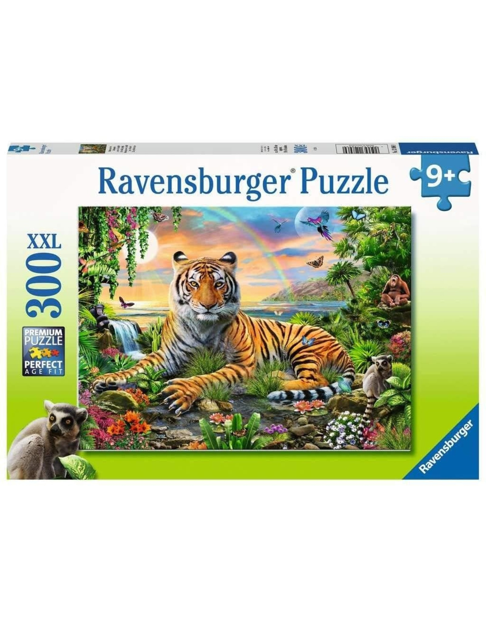 Ravensburger Le roi de la jungle 300mcx XXL
