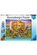 Ravensburger L'encyclopédie des dinosaures 300mcx XXL