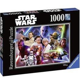Ravensburger Star Wars Édition limitée 1- 1000mcx