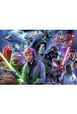 Ravensburger Star Wars Édition limitée 4 - 1000mcx