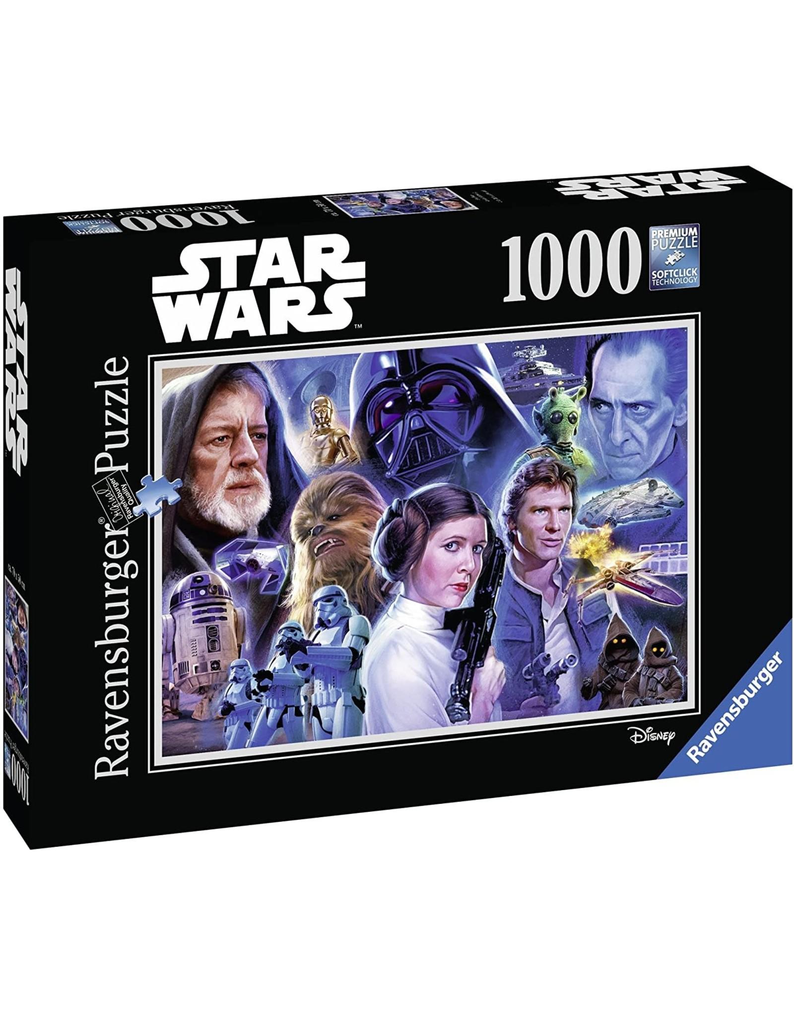 Ravensburger Star Wars Édition limitée 2 - 1000mcx