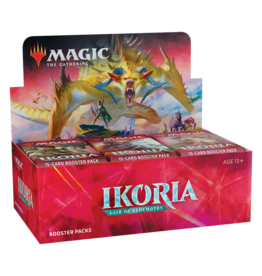 Wizard of the Coast Booster Box - Ikoria: Lair of Behemoths (Limite 1 par personne)