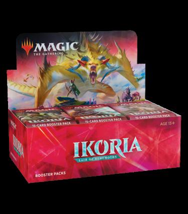 Booster Box - Ikoria: Lair of Behemoths (Limite 1 par personne)